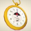 懐中時計の習作