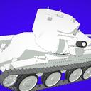 [MMDモデル配布]BT-42