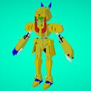 三柱式スミロドナッド(MMDモデル)