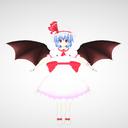 【MMD】 レミリア・スカーレット ver1.0