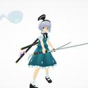 【MMD】 魂魄妖夢 ver1.0
