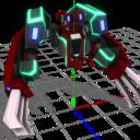 近接艤装「試製剛嵐」(三柱式オリジナル)_ver2.0