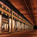 永遠亭の廊下