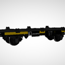 二軸貨車セット コンテナ貨車