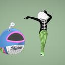 「謎の魚」第三形態