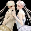 球体関節人形モデル