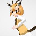 トムソンガゼル(アプリ版)