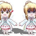 【MMDモデル配布再開】にじよめちゃん