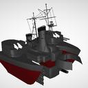 駆逐艦用試製艤装 乙型 Ver1.1