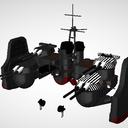 榛名改二 AGP艤装Ver1.51