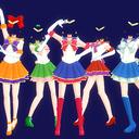 【MMD】セラミュ風衣装