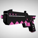 【配布】ルチアーノの銃