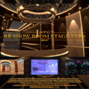 RRショールーム風ステージ Ver2