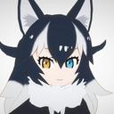 タイリクオオカミ アニメ版