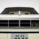 【MMD】日産・セドリック Y30型 Ver,1.08