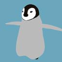 皇帝ペンギンのヒナ(バーチャルキャスト第三者利用可能モデル)