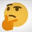 【MMD】 Thinking Face Emoji