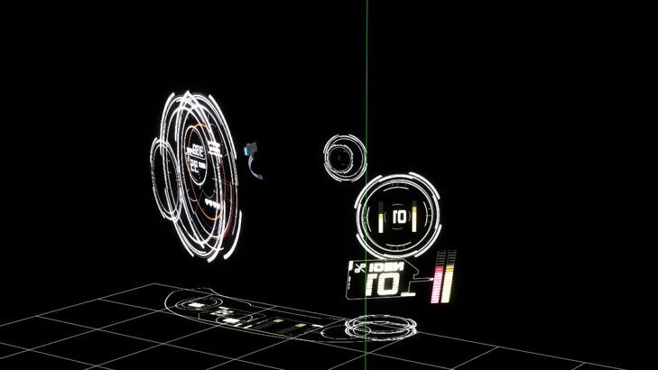 「【MMD】どこかで見たことあるようなHUD【配布】」 / Tarotaro さんの作品 - ニコニ立体