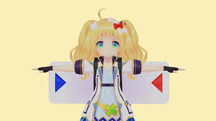 牡丹きぃ】VRMモデル 3Dモデル」 / 牡丹きぃ さんの作品 - ニコニ立体