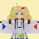 【牡丹きぃ】VRMモデル 3Dモデル