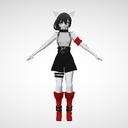 【配布】育良ケイMMD v2.0.0
