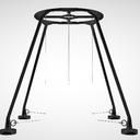 深型一輪車 パートリッジ さんの作品 ニコニ立体