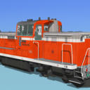 【改造】DE10-1116 MMDモデル