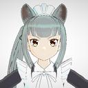 霞 メイド Ver0.8