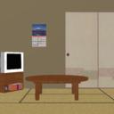 MMD用ステージ「六畳間」