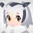 アフリカオオコノハズク アニメ2