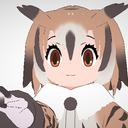 ワシミミズク アニメ2