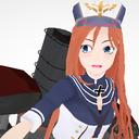 【6.6艤装追加】戦艦少女R ケルン(改ver)