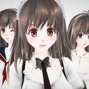 【モデル配布】めんぼう式 Riddel - リデル