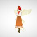 Schwarz式庭渡久侘歌(柔軟剤スカート)