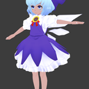 【WIP】Tanned Cirno