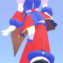 Giantess Iris (Mega Man X4)